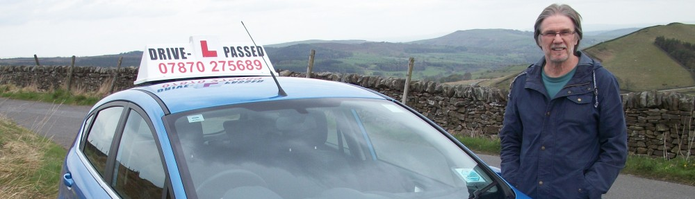 Driving lessons in Buxton, Macclesfield and surrounding areas